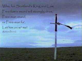 Freedom's sword ...